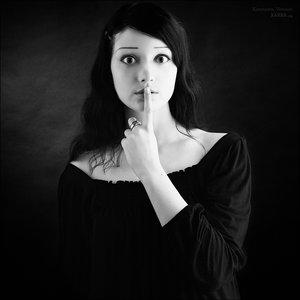 الصمت اجابة بارعة لايتقنها الكثيرون..~ْ Silence_by_karrr1